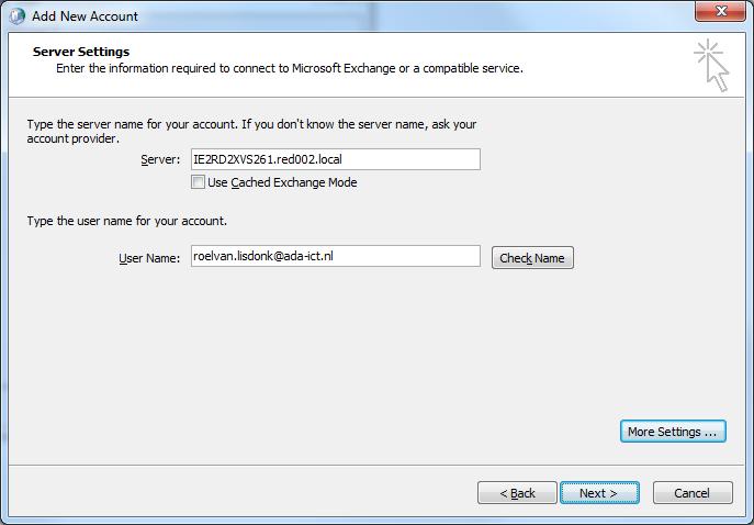 Outlook – Knowledgebase