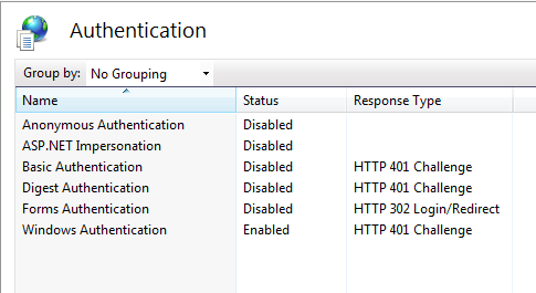 Solving: HttpContext Current User Identity Name is empty, when using